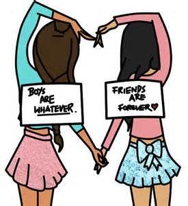 Friendship clipart dear friend. Best friends forever drawings