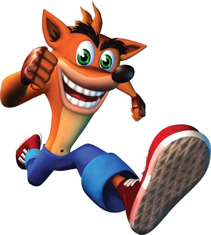 Crash bandicoot and friends. Friendship clipart fake friend