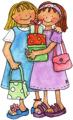 Friendship clipart friend share.  best friends images