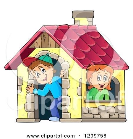 Friendship clipart friends house. For artsoznanie com