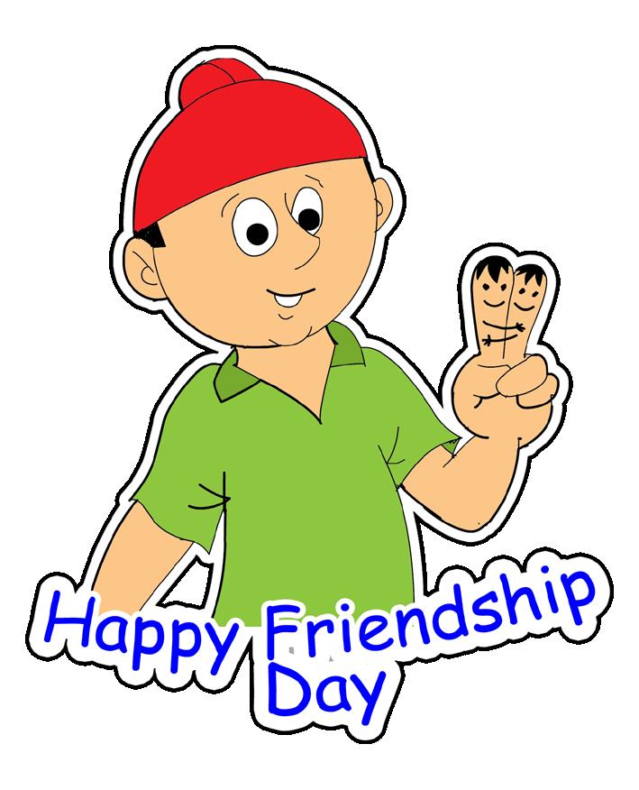 Friendship clipart friendship day. Sticker human behavior clip