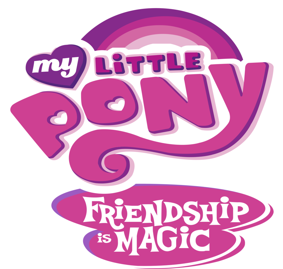 My little pony is. Friendship clipart friendship logo