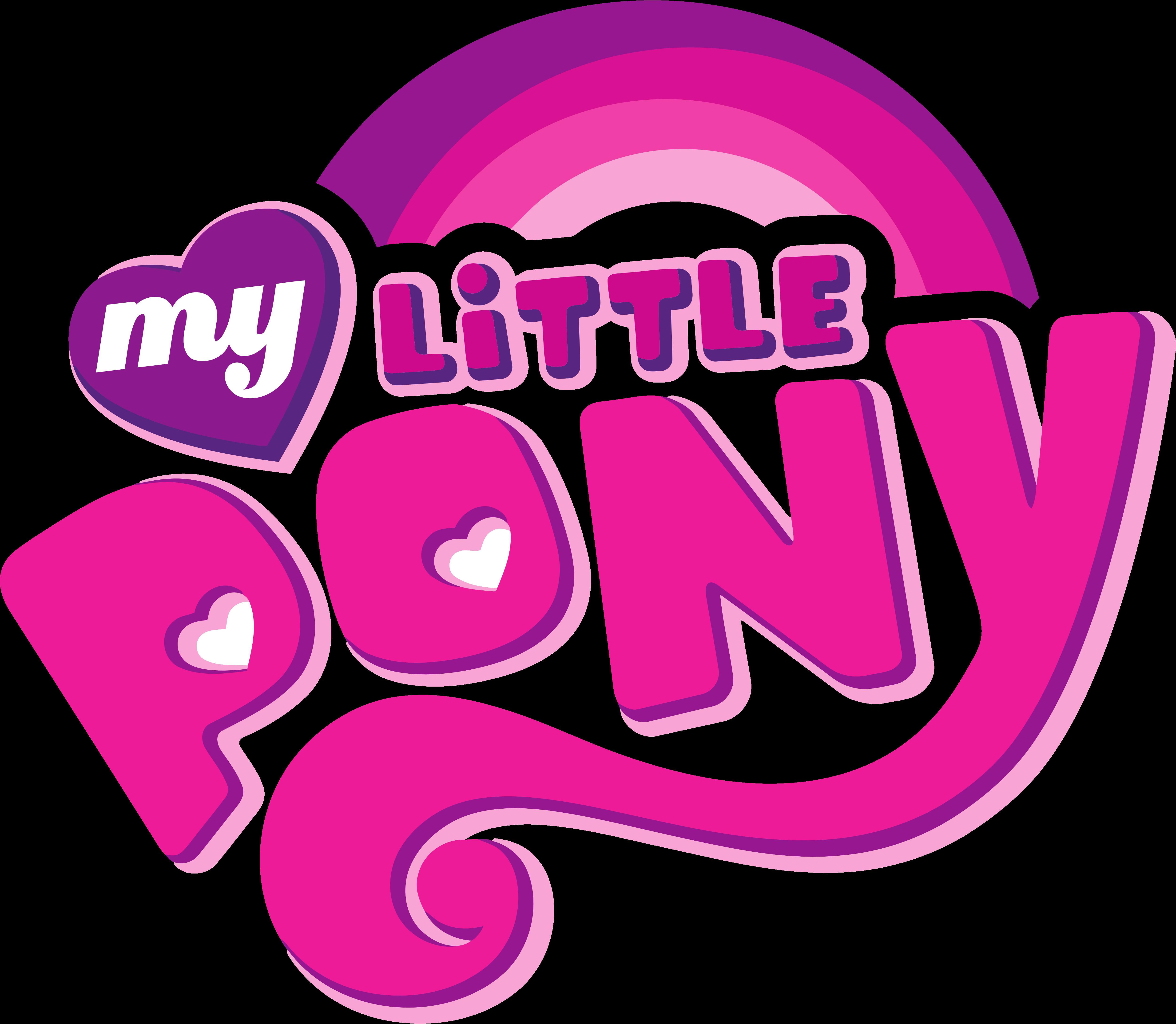 Friendship clipart friendship logo. My little pony is