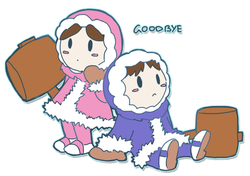 Old friends by scilk. Friendship clipart goodbye