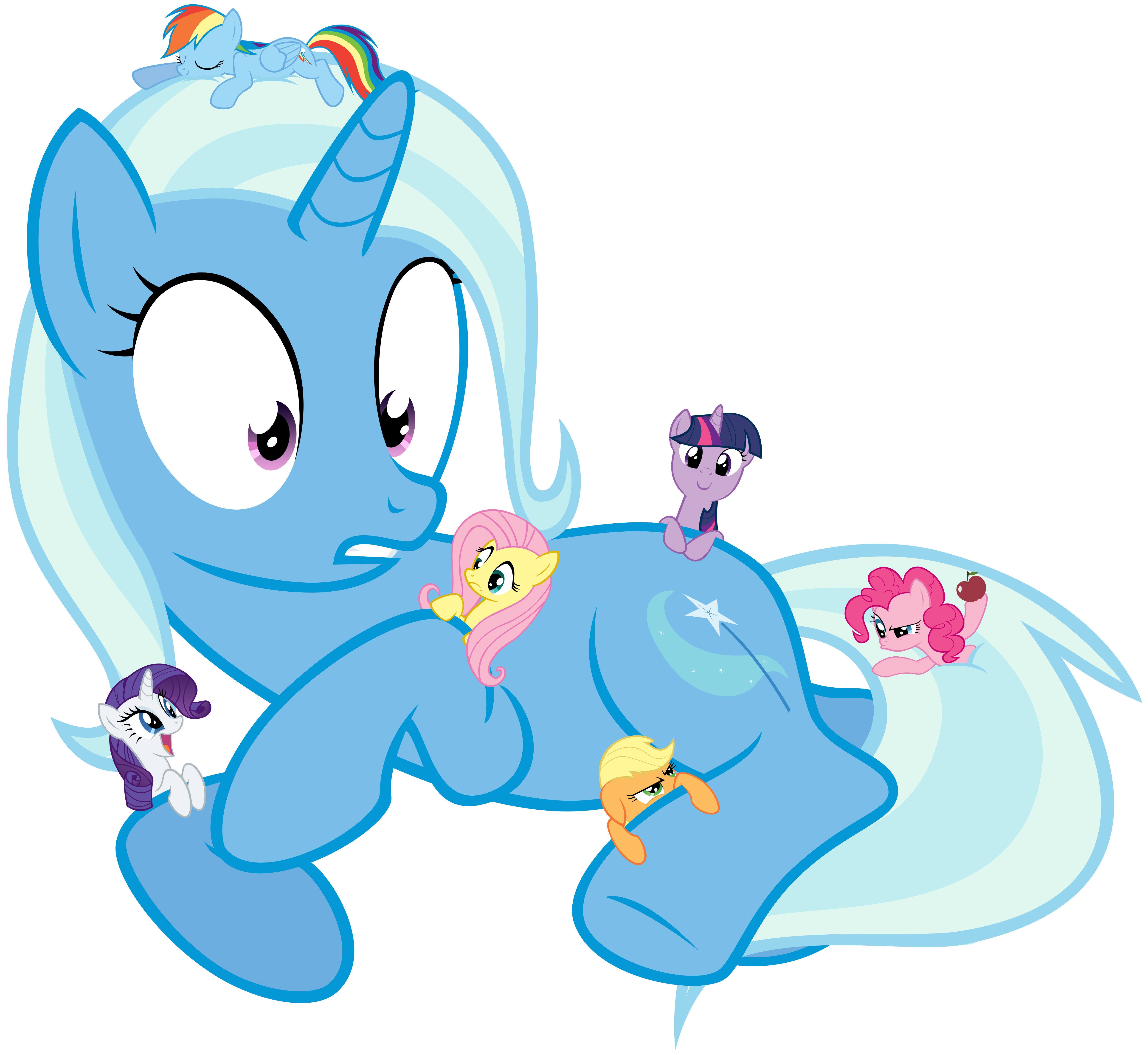 Image my little pony. Friendship clipart great compromise