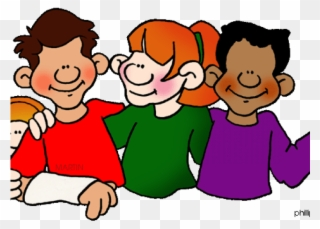 Discussion out . Friendship clipart hang with friends