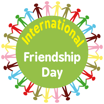 Friendship clipart international. Day clip art picture