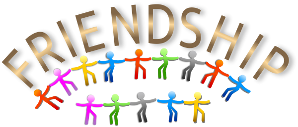 Clip art download pto. Friendship clipart international