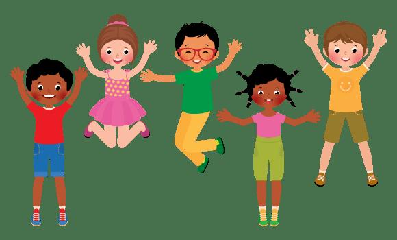 Kids portal . Friendship clipart kid fun