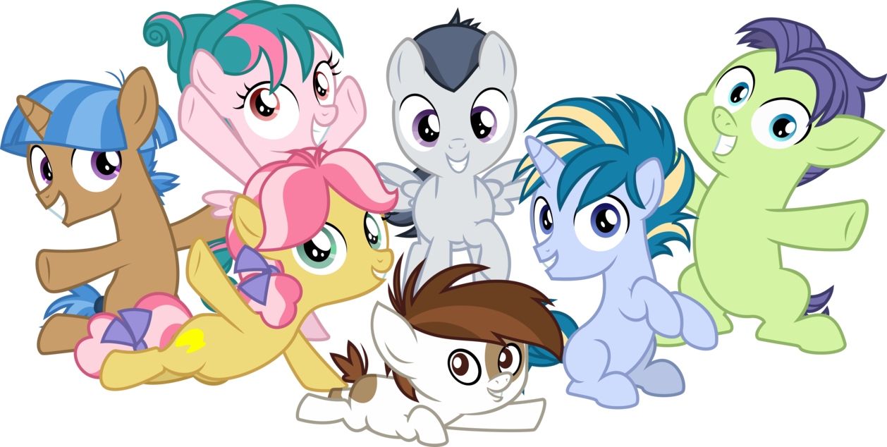 My little pony is. Friendship clipart mate