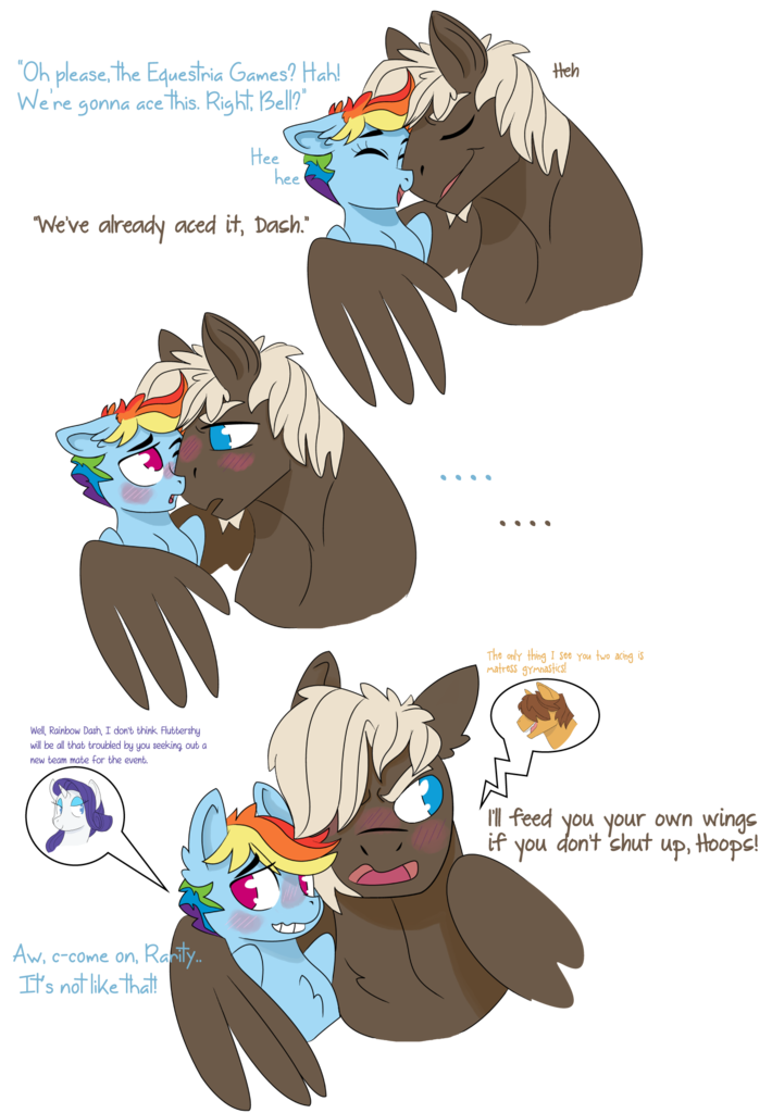 artist dbkit blushing. Friendship clipart mate