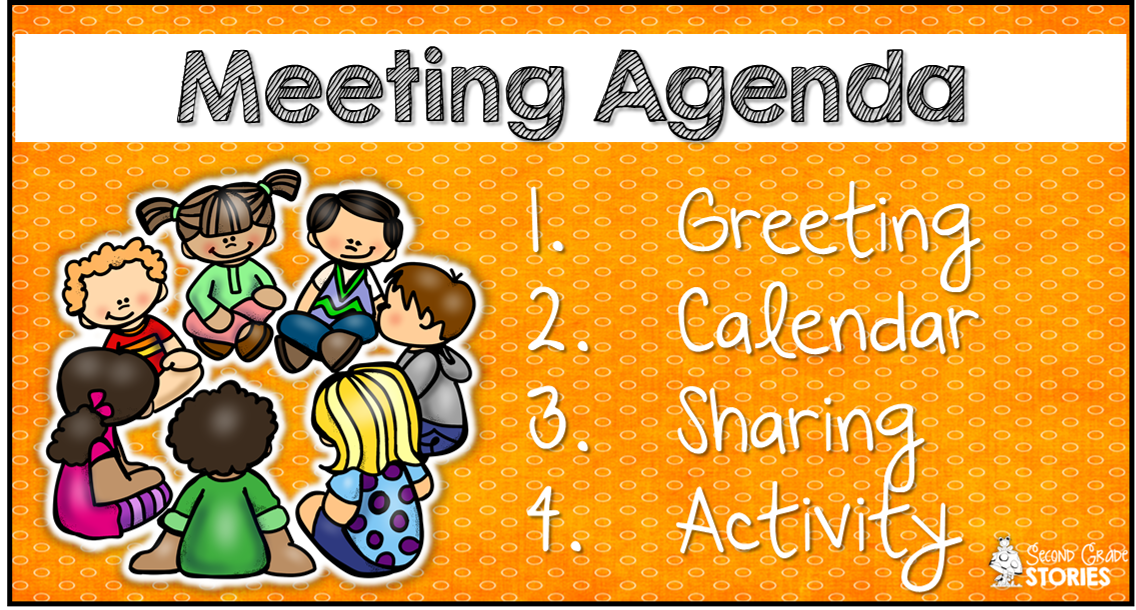 The greeting second grade. Friendship clipart morning meeting