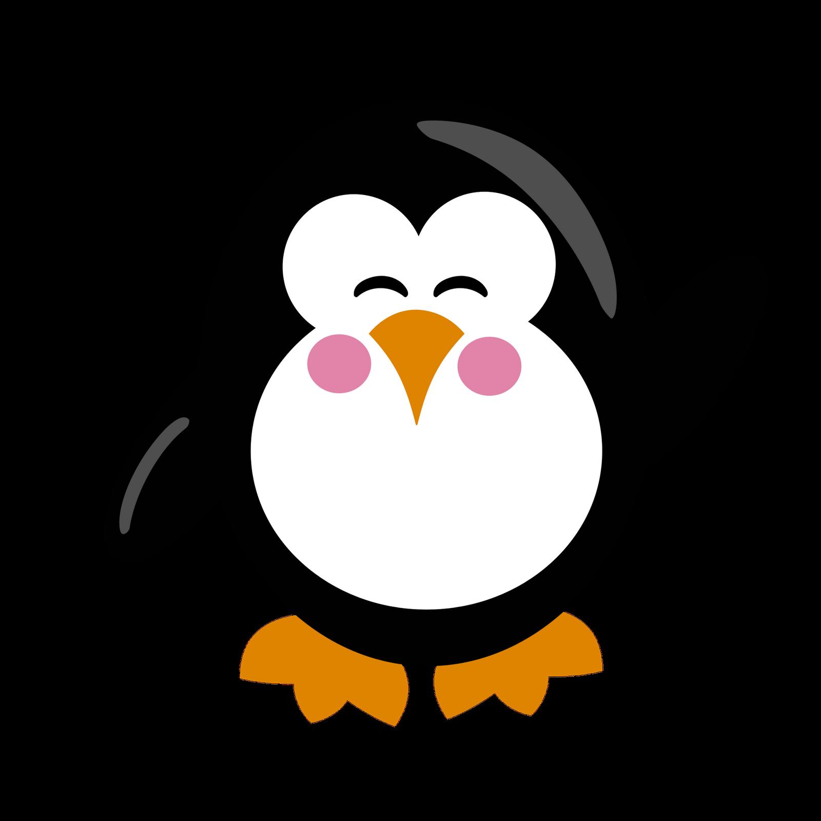Friendship clipart penguin friend. Plug n plan punctuation