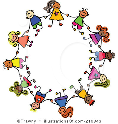 Friendship clipart preschool. Children friends panda free