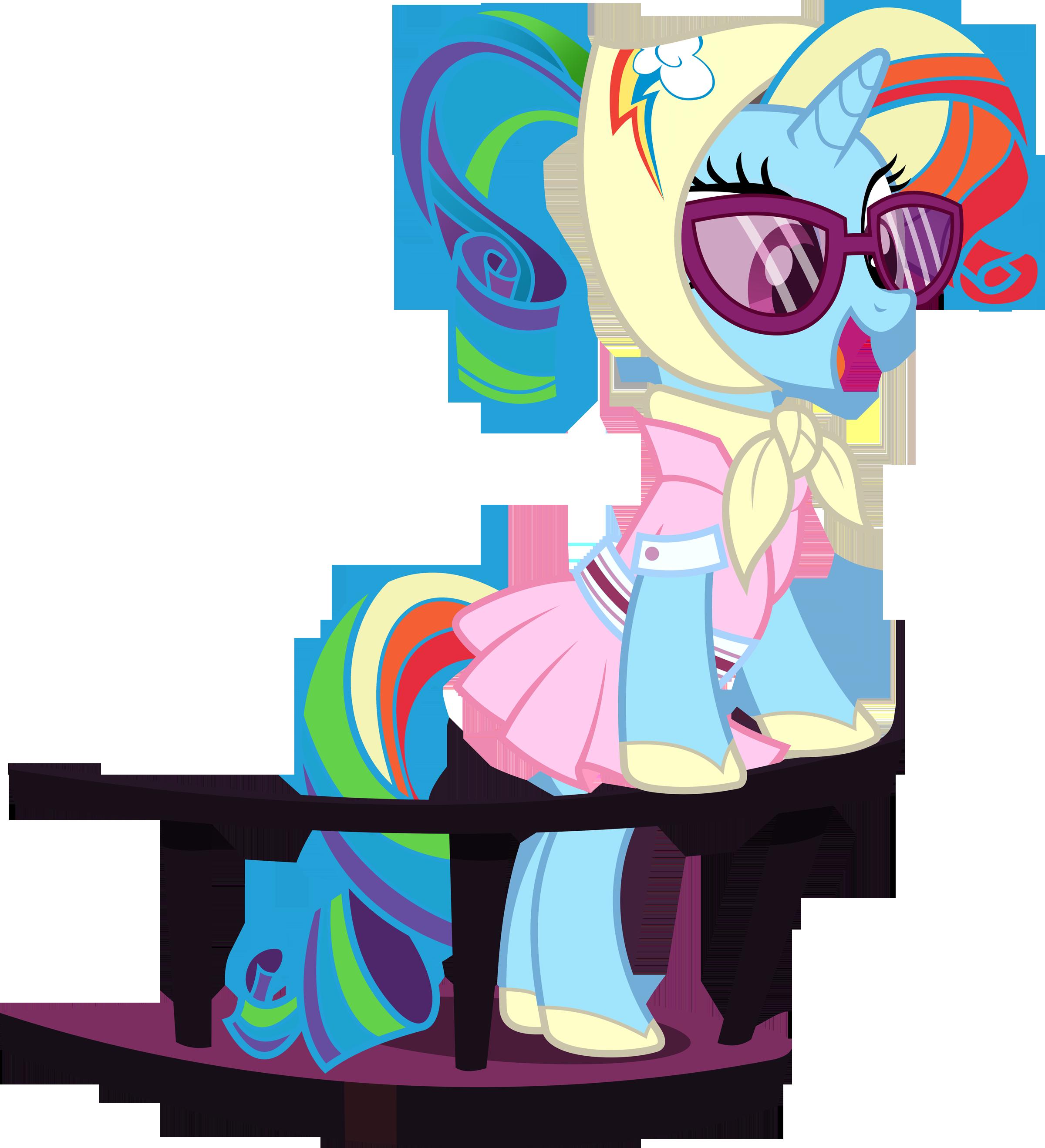 Image my little pony. Friendship clipart rainbow nation