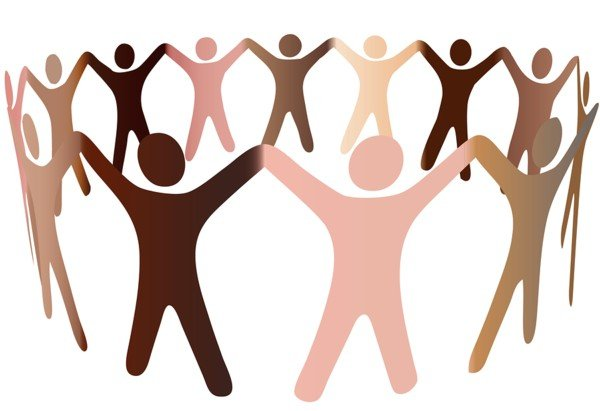 Friendship clipart social worker. Achieving racial equity through