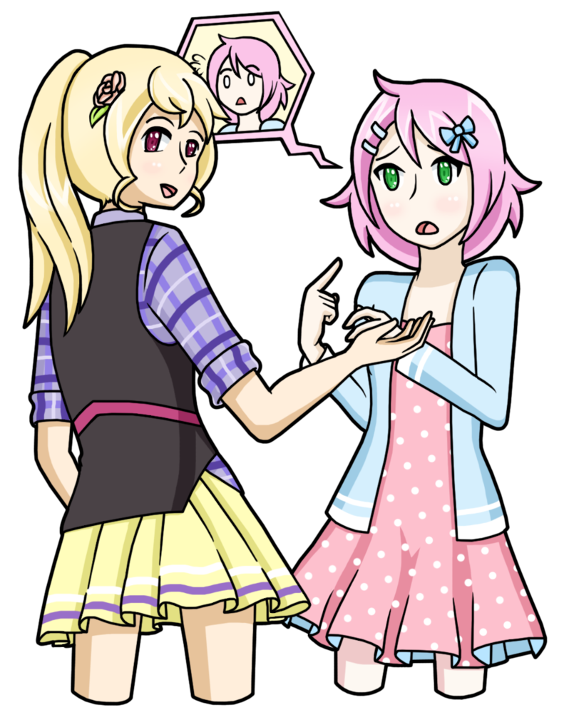 Embarrassing moment by cristalmomostar. Friendship clipart socialization