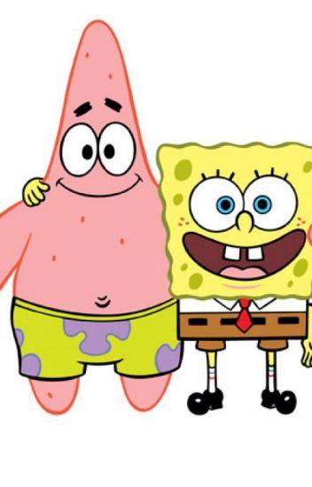 Friendship clipart true friendship. Spongebob and patrick a