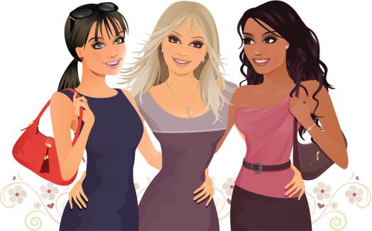 friendship clipart woman friend