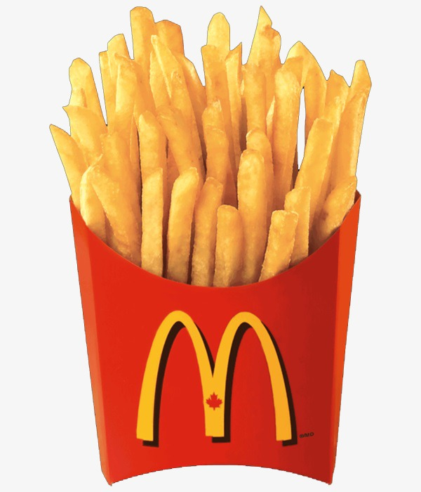 Fries clipart. French mcdonald s fast