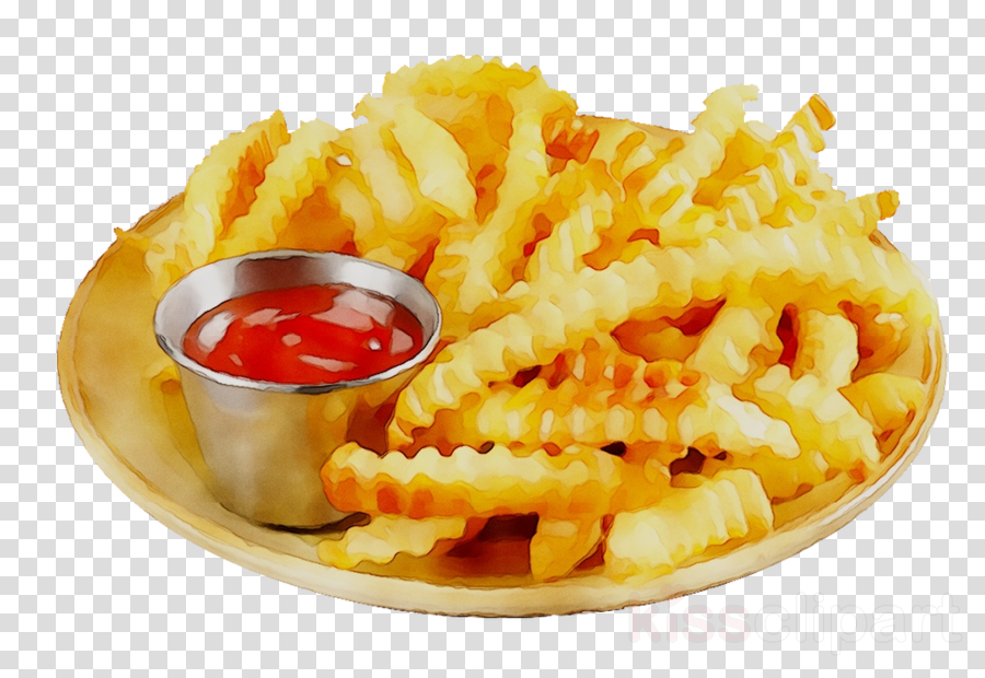 Fish and chips food. Fries clipart breakfast