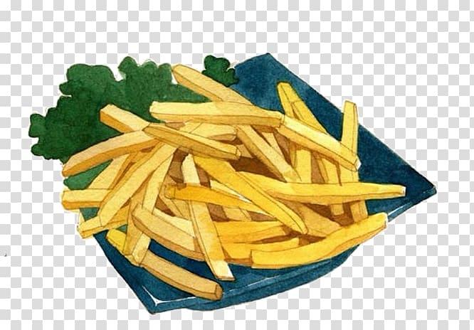 Japanese cuisine french onigiri. Fries clipart breakfast