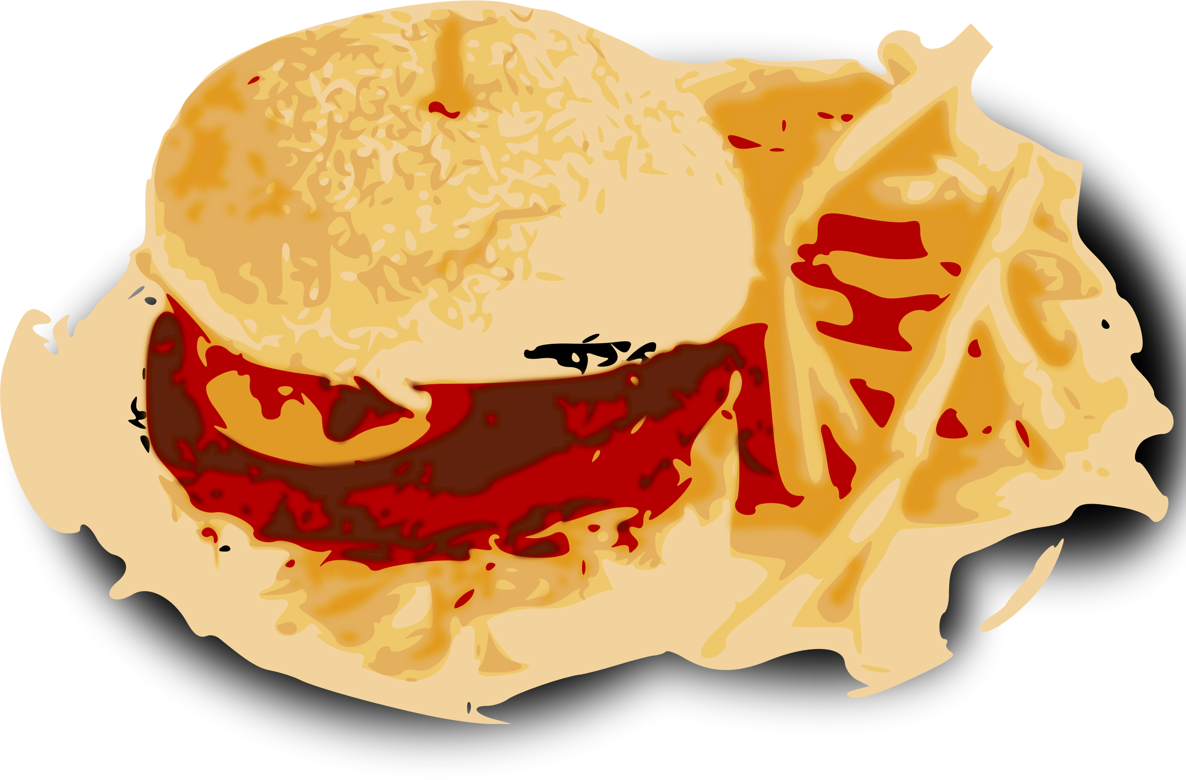 Remix icons png free. Fries clipart burger
