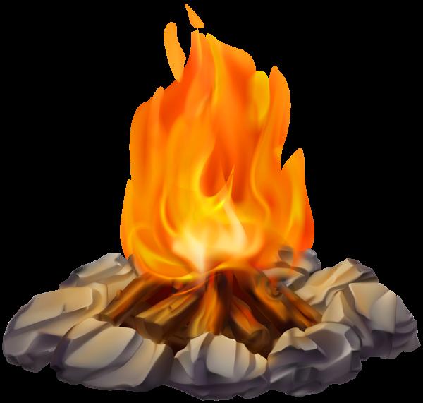 Fries clipart campfire cooking. Bonfire clip art transprent
