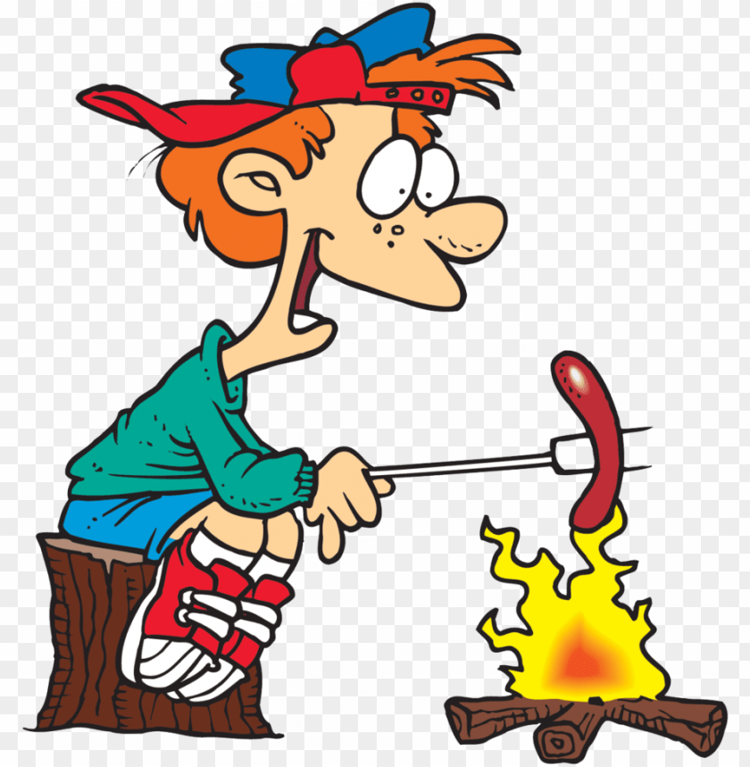 S more barbecue clip. Fries clipart campfire cooking