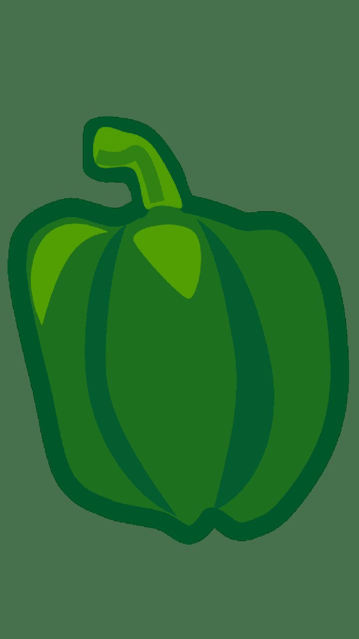 Vegetables clipart bell pepper. Vegetable chili clip art