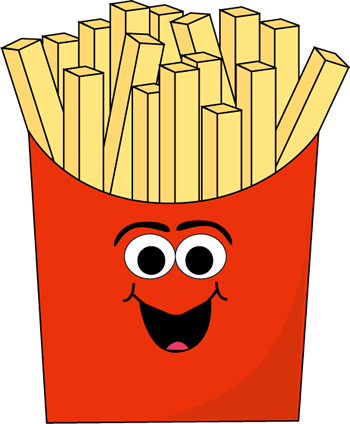 Free french picture download. Fries clipart clip art