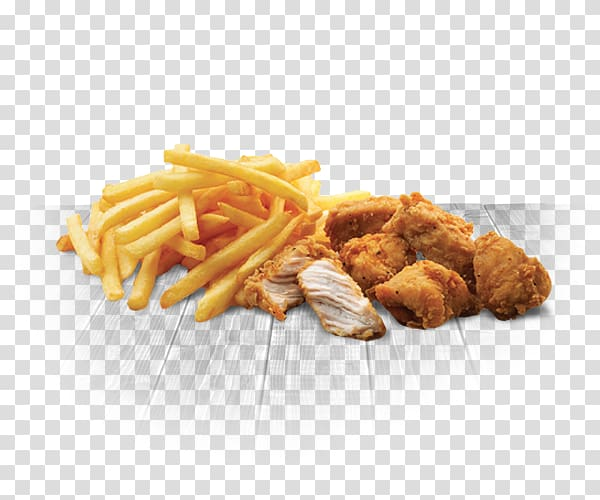 Fries clipart crispy. Fried chicken french nugget