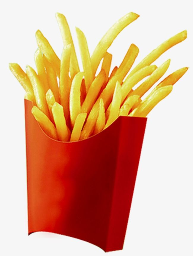 French png transparent . Fries clipart deep fried