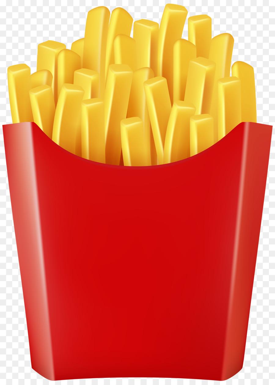 Fries clipart deep fried. French hamburger clip art