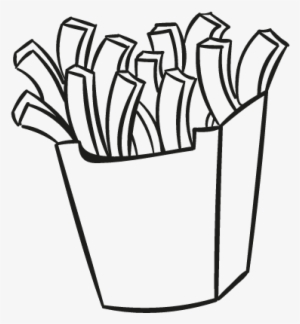 Fries clipart drawn. French drawing free download