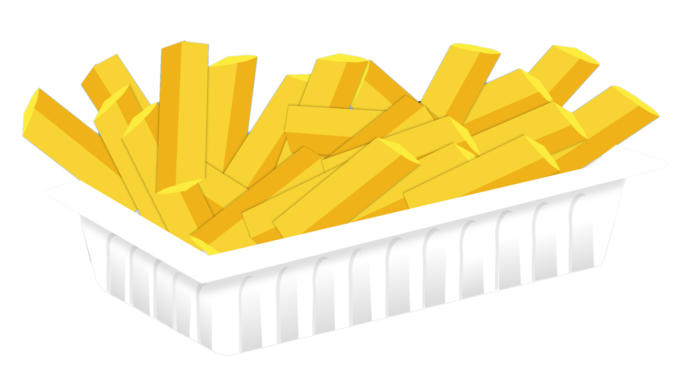 Fries clipart frenc. Png image purepng free