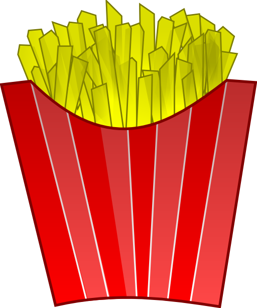 Fries clipart frenc. French i royalty free