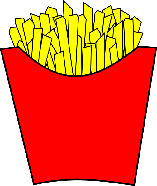 Free images of french. Fries clipart frenc