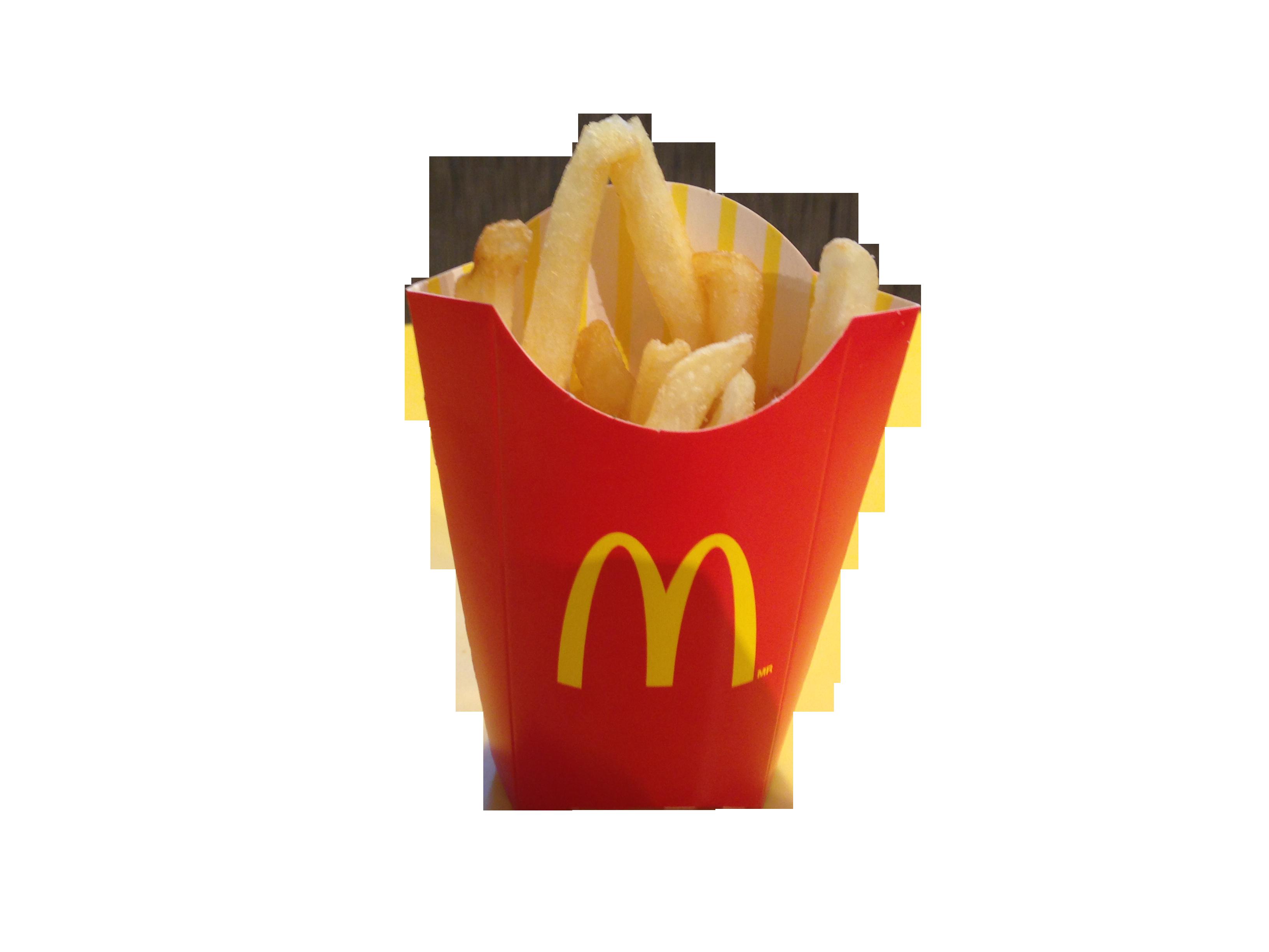 Resultado de imagen para. Fries clipart hat mcdonalds