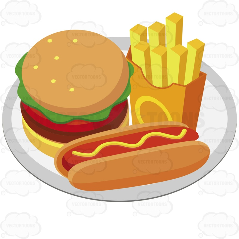 Fries clipart hotdog fry. Free hot dogs and