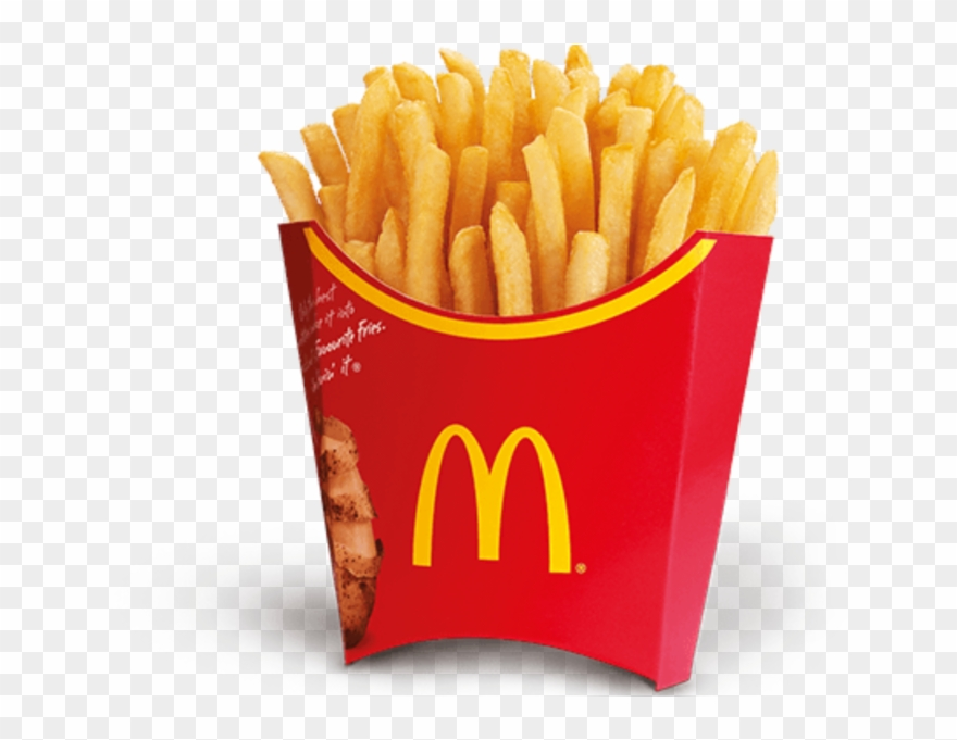 French png . Fries clipart large