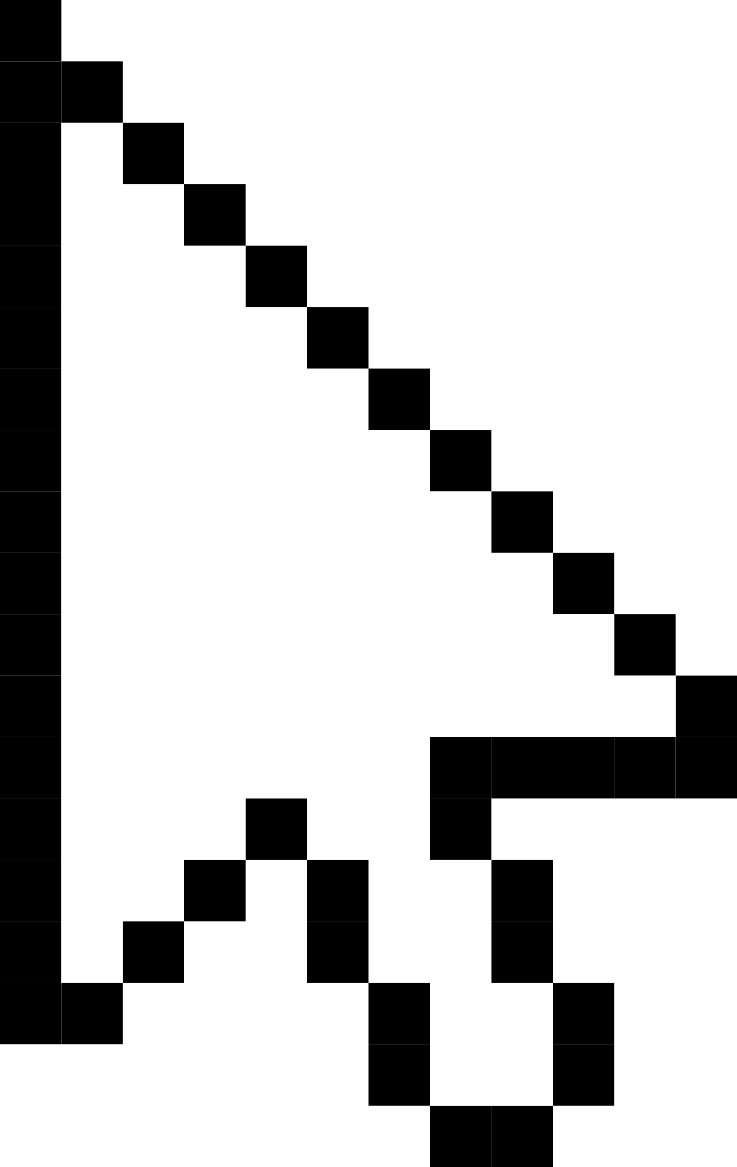 Windows cursor png. Computer mouse pointer pixel