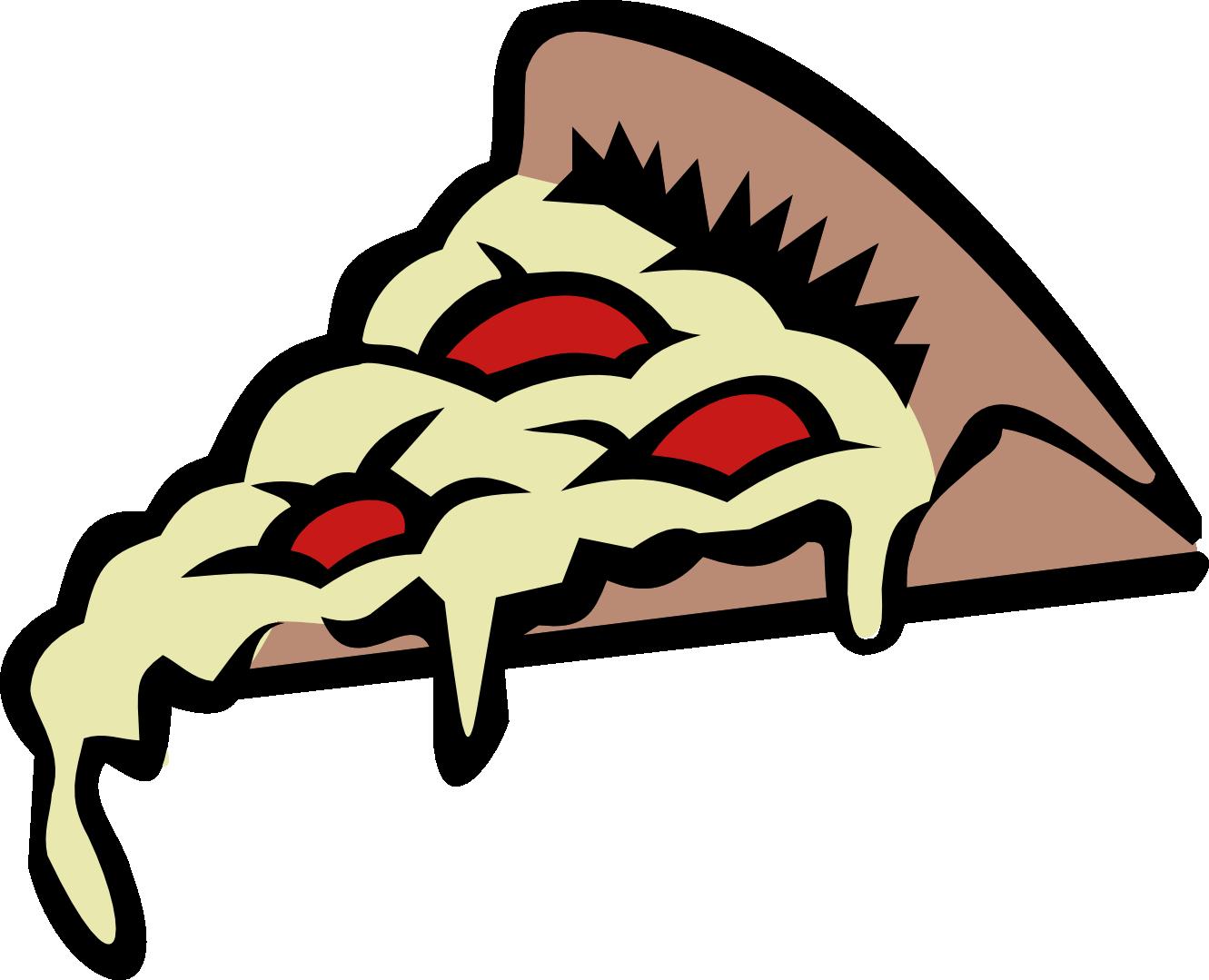 Slice panda free images. Pizza clipart salad