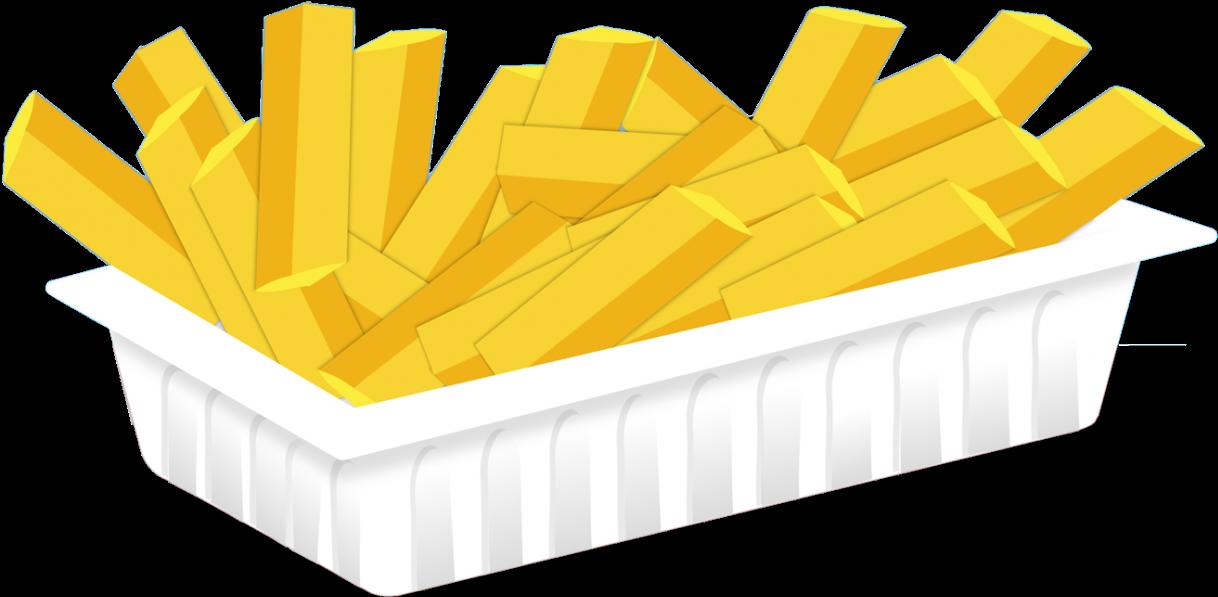 Hd cartoon clip arts. Fries clipart plate fry