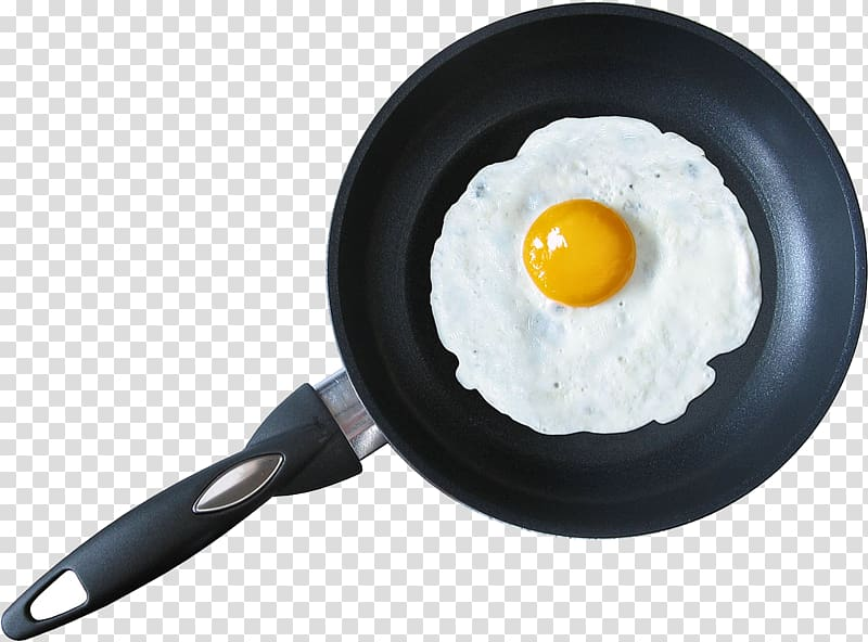 Fries clipart roasting pan. Fried egg frying cooking
