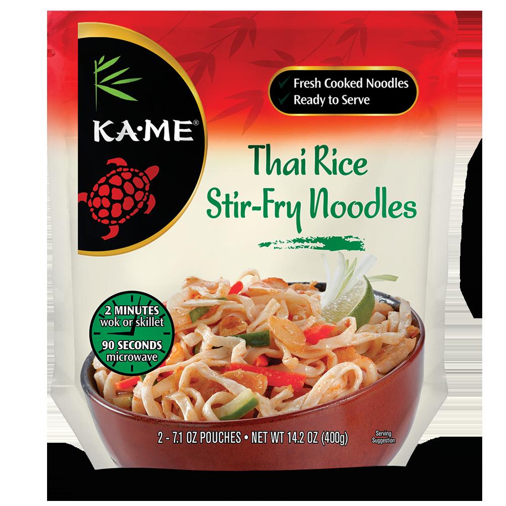 Thai stir fry noodles. Soup clipart fried rice