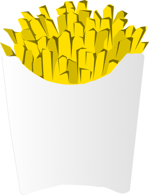 Fries clipart unhealthy food. Free photos junk search