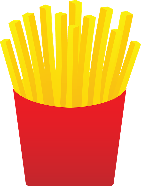 Fries clipart unhealthy food. French explore pictures