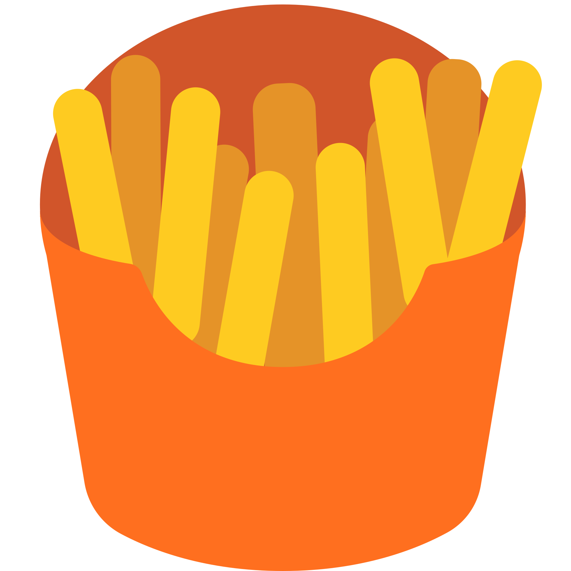 French fry shop of. Fries clipart unhealthy food