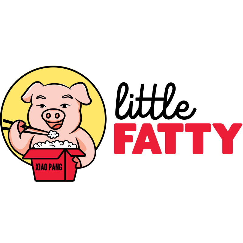Little fatty los angeles. Fries clipart wok chinese